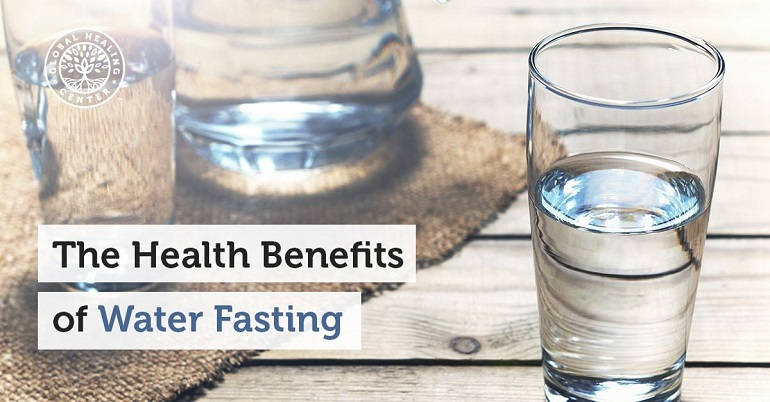 water fasting fb